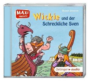 Wickie und der Schreckliche Sven (CD)