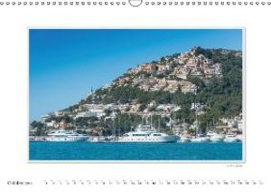 Emotional Moments: Mallorca - Best of. UK-Version (Wall Calendar
