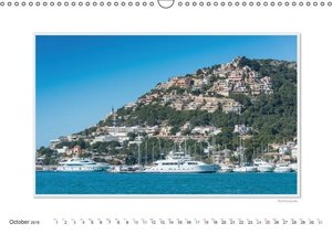 Emotional Moments: Mallorca - Best of. UK-Version (Wall Calendar