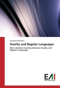 Duality and Regular Languages