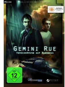 Gemini Rue (PC-CD)