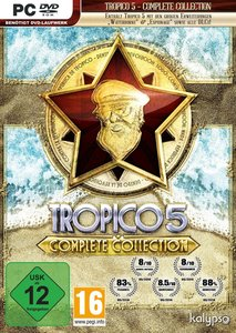 Tropico 5 Complete Collection. Für Windows Vista/7/8/Linux