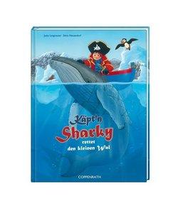 Käpt'n Sharky rettet den kleinen Wal