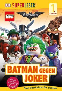 Superleser! The LEGO® Batman Movie