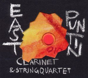 East (Clarinet & Stringquartet)