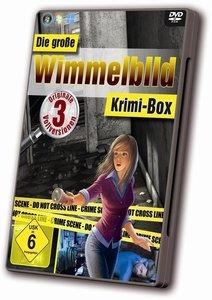 Die große Wimmelbild Krimi-Box