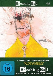 Breaking Bad Season 4-limitiertes Steelbook