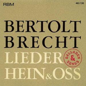 (Bertolt Brecht:Balladen/Lieder)