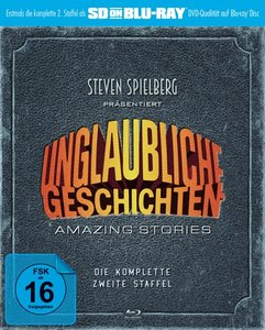 Amazing Stories-Staffel Zwei (SD on Blu-ray)