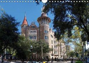 Bruhn, O: Barcelona - Von Gotik bis Modernisme (Wandkalender