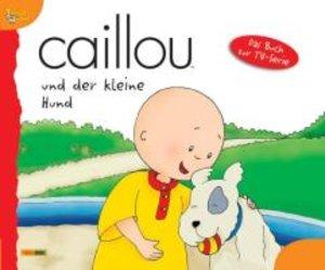 Caillou Geschichtenbuch 09