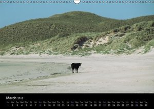 Scotland (UK Version) (Wall Calendar 2015 DIN A3 Landscape)