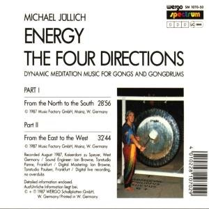 Energy-The Four Dirctions