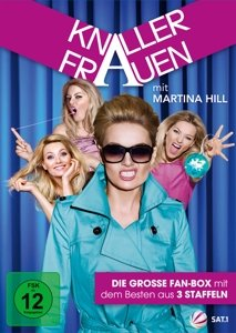 Knallerfrauen-Box - Staffel 1-3