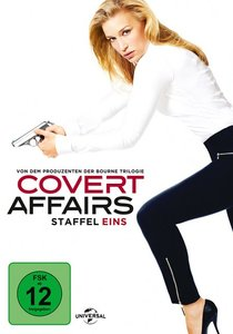 Covert Affairs-Staffel 1