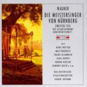 Die Meistersinger Von Nürnberg-Zweiter Teil