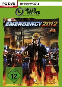 Green Pepper: Emergency 2012