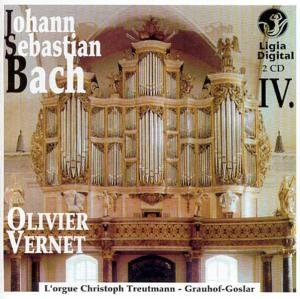 Sämtliche Orgelwerke Vol.4