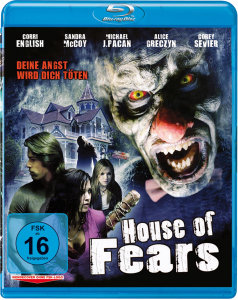 House of Fears (Blu-ray)