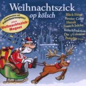 Weihnachtszick Op Koelsch