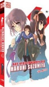 Das Verschwinden der Haruhi Suzumiya