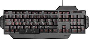 RAPAX Gaming Keyboard, schwarz