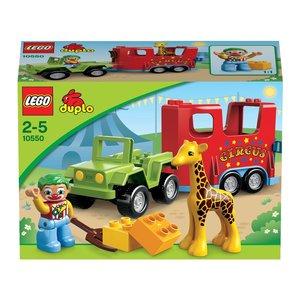 LEGO® Duplo 10550 - Zirkustransporter