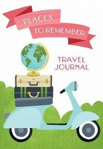 Places to Remember Travel Pocket Journal