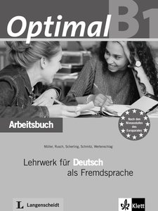 Optimal B1 - Arbeitsbuch B1 mit Lerner-Audio-CD