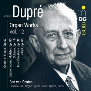 Orgelwerke Vol.12