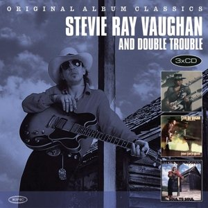 Stevie Ray Vaughan: Original Album Classics