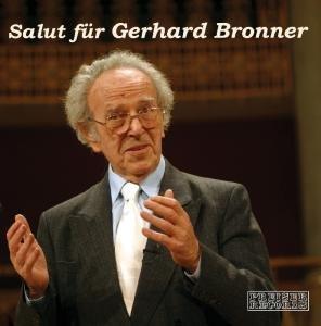 Salut Für Gerhard Bronner