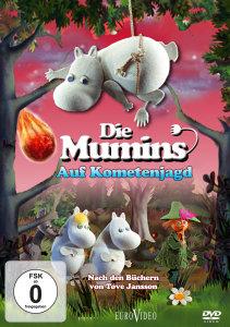 Die Mumins-Auf Kometenjagd (DVD)