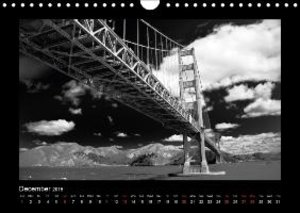 I like SF / UK-Version (Wall Calendar 2015 DIN A4 Landscape)