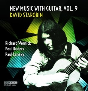 New Music with Guitar Vol.9