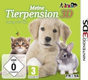 ANiKiDS: Meine Tierpension 3D: Tapsige Tierbabys