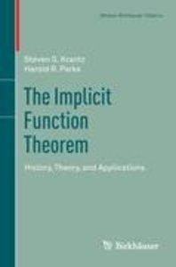 The Implicit Function Theorem