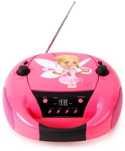 CD-Radio CD52, tragbar - Fairy