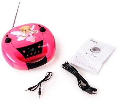 CD-Radio CD52, tragbar - Fairy - zum Schließen ins Bild klicken