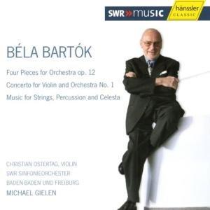 Orchesterstücke/Violinkonz.