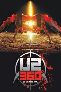 U2360 At The Rose Bowl (Blu-Ray)