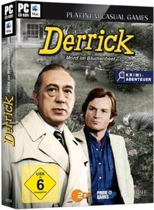 Derrick: Mord im Blumenbeet
