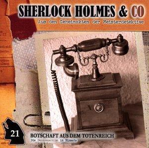 Sherlock Holmes & Co. 21. Botschaft aus dem Totenreich