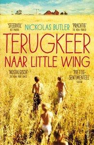 Terugkeer naar Little Wing / druk 1