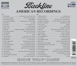 Backline Vol.27