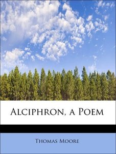 Alciphron, a Poem