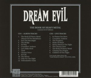 The Book Of Heavy Metal (Limited MFTM 2013 Edt.)