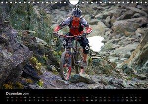 Mountainbike Freeride Momente (Wandkalender 2016 DIN A4 quer)