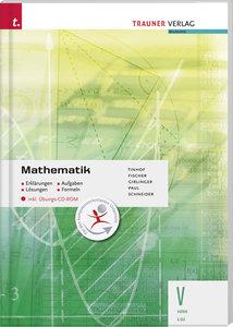 Mathematik V HAK/LW inkl. Übungs-CD-ROM