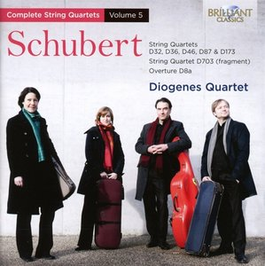 String Quartets Vol.5